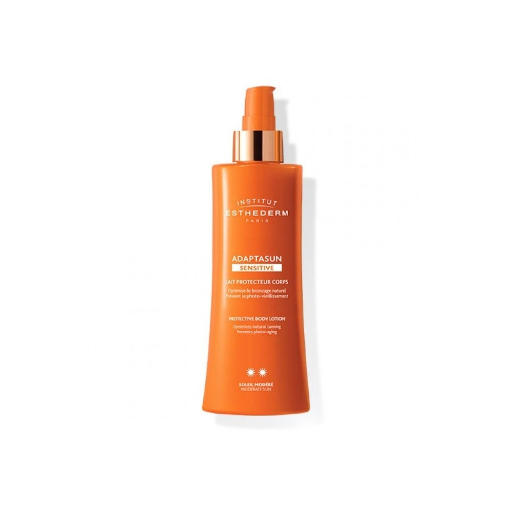 ADAPTASUN PELL SENSIBLE - LLET CORPORAL SOL MODERAT 150 ml