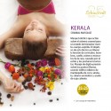 KERALA. CRANIAL MASSAGE.
