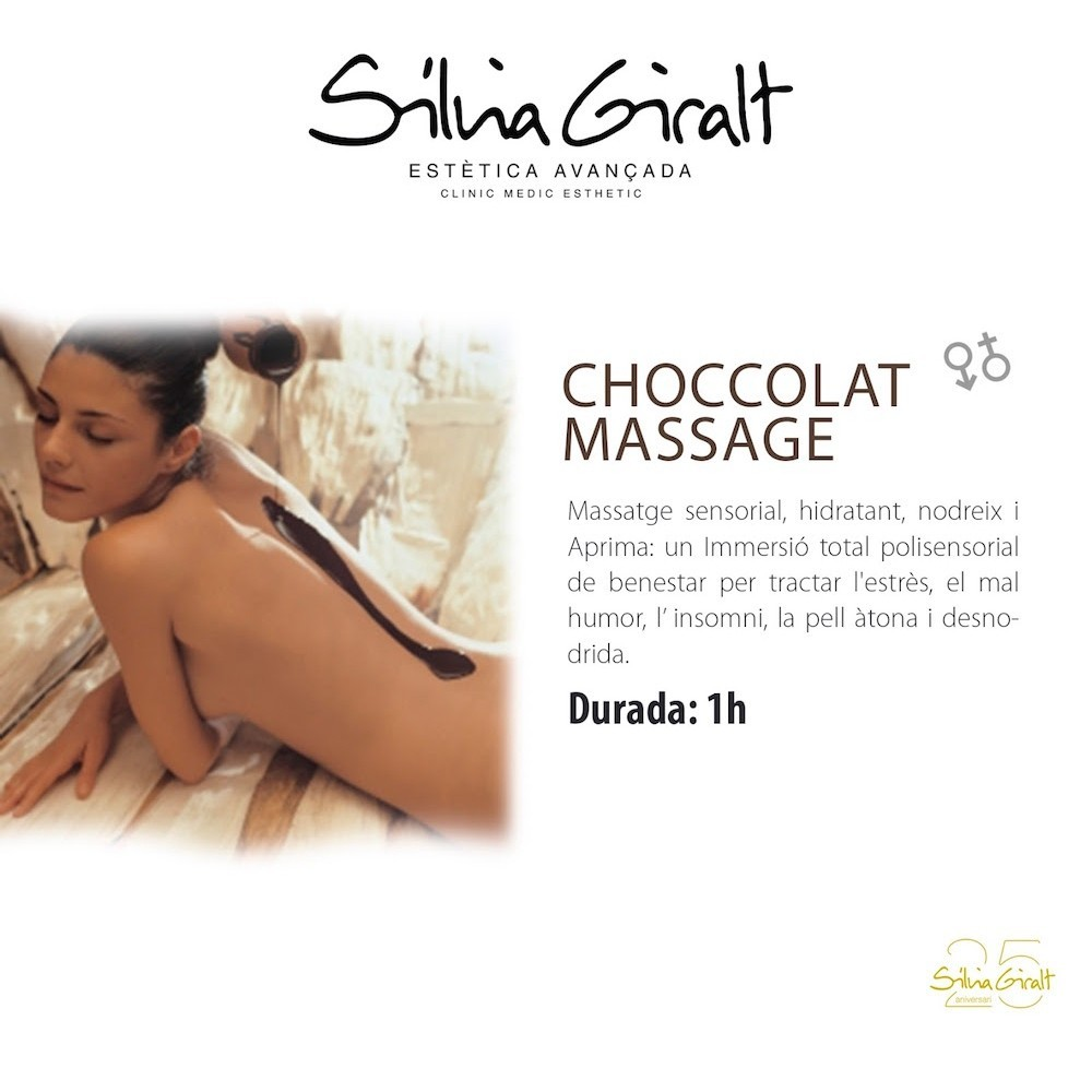 CHOCOLAT MASSAGE