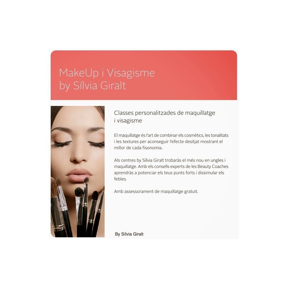 MakeUp y Visagismo